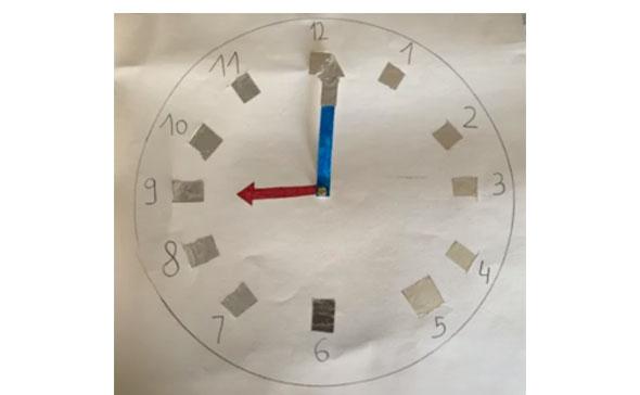 Horloge finale