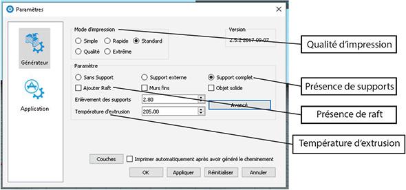Image explicative du logiciel 3DStar